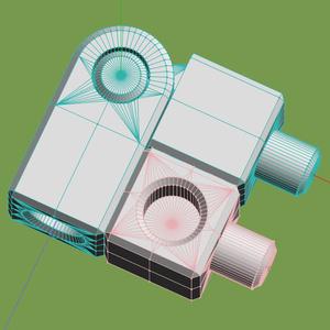 連結できる物(3Dプリント用)Joints