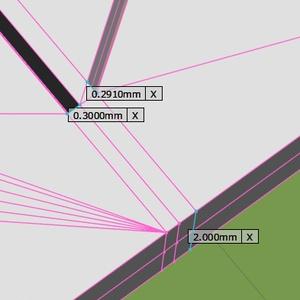 隙間テスト(3Dプリント用)GapTest