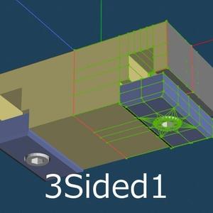 小型サンドペーパーホルダー5種(3Dプリント用)STLファイル