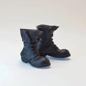 【新作】ベルトドレープ・ブーツ【1/12サイズ】