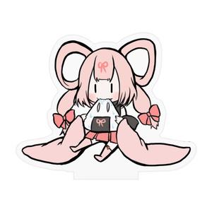 心愛ちゃんアクリルフィギュア2