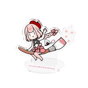 心愛ちゃんアクリルフィギュア3