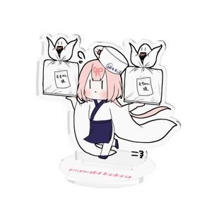 心愛ちゃんアクリルフィギュア4
