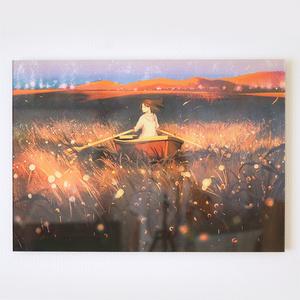 「空の剥がれる場所」アクリルフォト