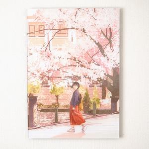 「桜雲」アクリルフォト