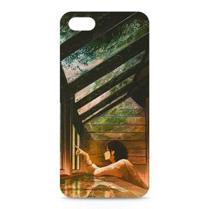 「色の降る日」iPhoneケース