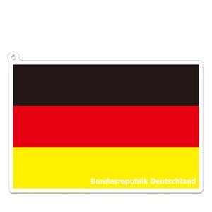 ドイツ アクリルキーホルダー