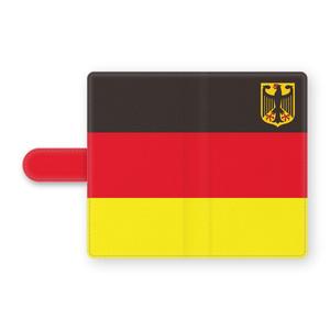 ドイツ 手帳型Androidケース