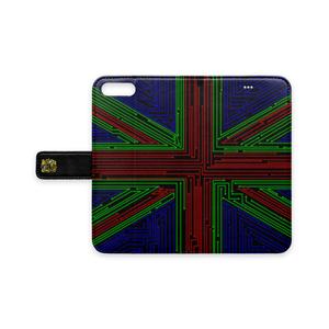 イギリス サイバーデザインiPhoneケース No.2