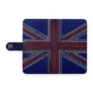 イギリス サイバーデザインAndroidケース No.1