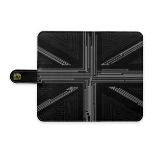 イギリス サイバーデザインAndroidケース No.3