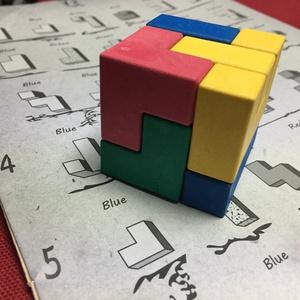make cubes (ウボ〇ゴ3D オリジナル問題集)
