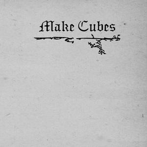 make cubes PDFデータ (ウボ〇ゴ3D オリジナル問題集)