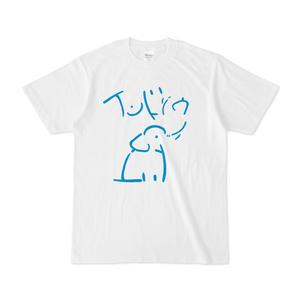 名で体を表すTシャツ インドゾウ