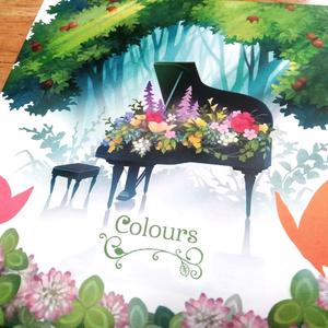Colours【ピアノ×ケルト音楽アルバム】