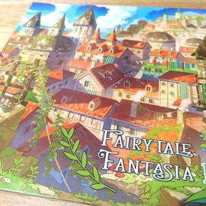 Fairytale Fantasia II【ファンタジーRPG系BGMアルバム】