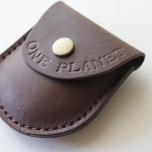 コロン コインケース /  コーヒーブラウン ONE PLANET