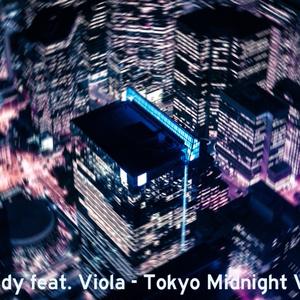 DJ SHINDY - Tokyo Midnight Vacation [BOOTH Special Edition]