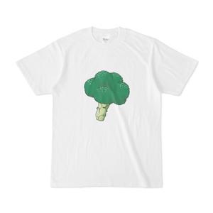 心にブロッコリーTシャツ