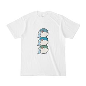 水を吐き出すフグTシャツ
