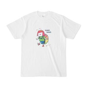 ダンゴムシ娘Tシャツ