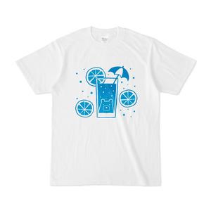サマーブルーしろくまTシャツ