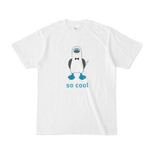クールなアオアシカツオドリTシャツ