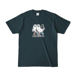 カツオドリーズTシャツ(デニム)