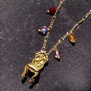 麻天狼の王座のネックレス