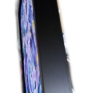 幻想界のしっぽ15周年記念絵 ジークレー(複製原画) A4アルミフレームパネル