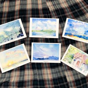 ポストカード各種【風景】
