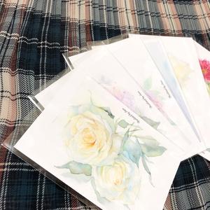 ポストカード各種【花】