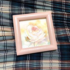 薔薇のミニ原画