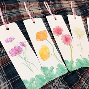 花のしおり各種
