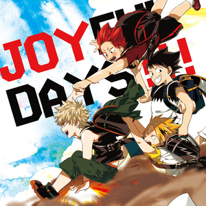 JOYFUL DAYS!!!
