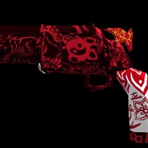 ゴールデン商店のFBX銃