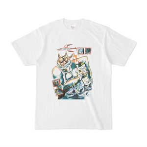 天と鼠Tシャツ
