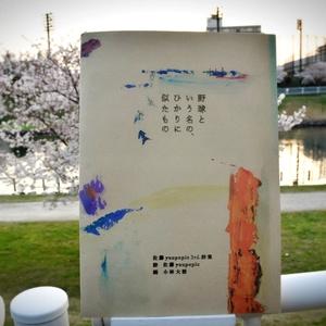 佐藤yuupopic 3rd.詩集『野球という名の、ひかりに似たもの』
