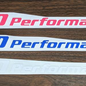 【L】UED Performance ステッカー
