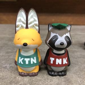 KTN TNK ゆびにんぎょうセット