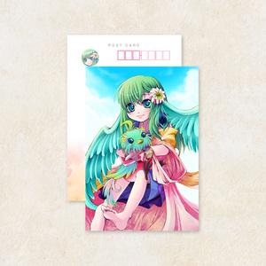 【創作】ポストカード6枚セット