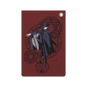 パスケース 忍(魔方陣)