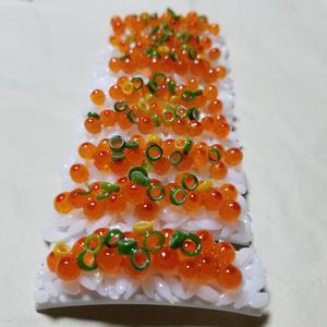いくらご飯のミニバレッタ