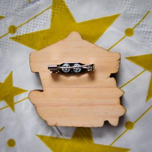 木製ターディスバッジ