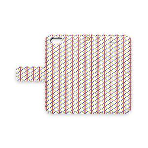 手帳型iPhone K☆SU