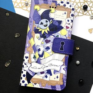 【完売御礼】iPhone7/8対応 ジェビル手帳型スマホケース