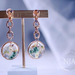 botanical earring S/S限定