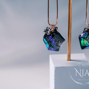 aurora pierce/earring