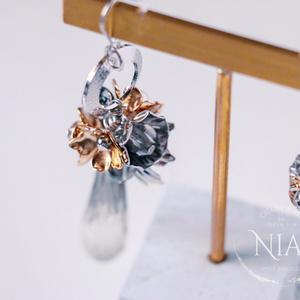 metallic pierce