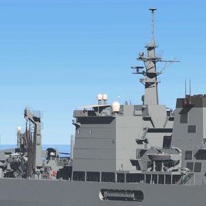 海上自衛隊 補給艦ましゅう